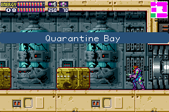 The Quarantine Bay