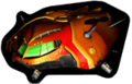 Brawl Sticker Starship (Metroid Prime Hunters).png