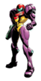 Brawl Sticker Gravity Suit Samus (Metroid Zero Mission).png