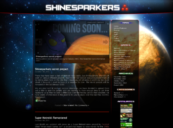 Shinesparkers as of December 2010
