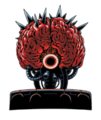 Brawl Sticker Mother Brain (Metroid Zero Mission).png