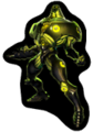 Brawl Sticker Kanden (Metroid Prime Hunters).png