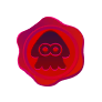 Red weapon badge in Splatoon 2.png