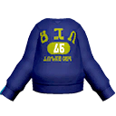 Navy College Sweat