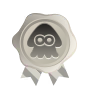Silver weapon badge in Splatoon 2.png