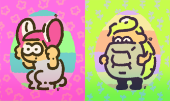 Hare vs  Tortoise - Inkipedia, the Splatoon wiki