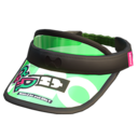 Green Novelty Visor