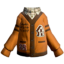 S2 Gear Clothing Orange Cardigan.png