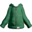 S2 Gear Clothing Green Zip Hoodie.png