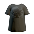 S2 Gear Clothing Black Velour Octoking Tee.png