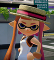Straw boater + squid girl tunic.png