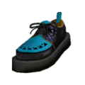 S Gear Shoes Turquoise Kicks.png