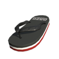 S2 Gear Shoes Black Flip-Flops.png