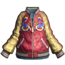 Zapfish Satin Jacket
