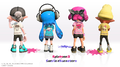 Sanrio splatfest tees inklings back.png