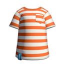 Pirate-Stripe Tee