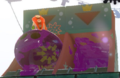 Octoballer coming out of its cage and its doing just fine.PNG