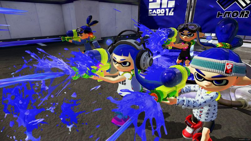 File:Prerelease blue team splattershots.jpg