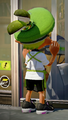 Legendary cap + traditional apron + black trainers back.png