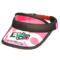 Pink Novelty Visor