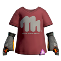 S2 Gear Clothing Red V-Neck Limited Tee.png