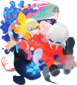 S2 Splatfest Art New Lifeform.png