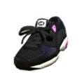 S Gear Shoes Black Trainers.png