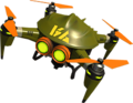 Octo Canyon Sheldon's weapon carrying drone.png