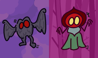 Mothman vs FlatwoodsMonster.png