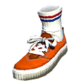 S Gear Shoes Orange Lo-Tops.png