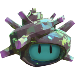 Super Sea Snail - Inkipedia, the Splatoon wiki