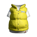 Yellow Urban Vest