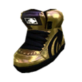 S Gear Shoes Gold Hi-Horses.png