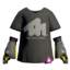 S2 Gear Clothing Black V-Neck Tee.png
