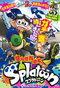 Splatoon 2 Manga Issue 2 cover.png