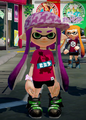 Red Splatfest tee Japan front.png