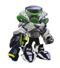 Image Result For Splatoon Power Armor