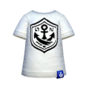 S Gear Clothing White Anchor Tee.png