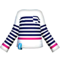 S Gear Clothing White Striped LS.png