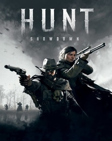Box artwork for Hunt: Showdown.