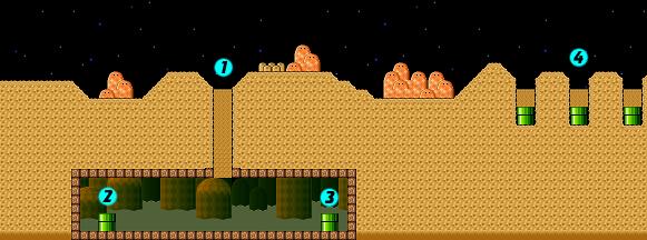 Super Mario Bros  3/World 8 Part 2 — StrategyWiki, the video