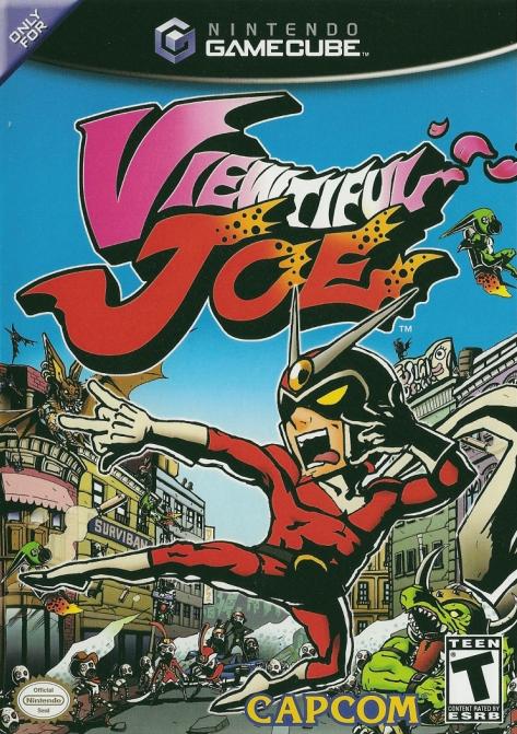 Viewtiful Joe — StrategyWiki, the video game walkthrough