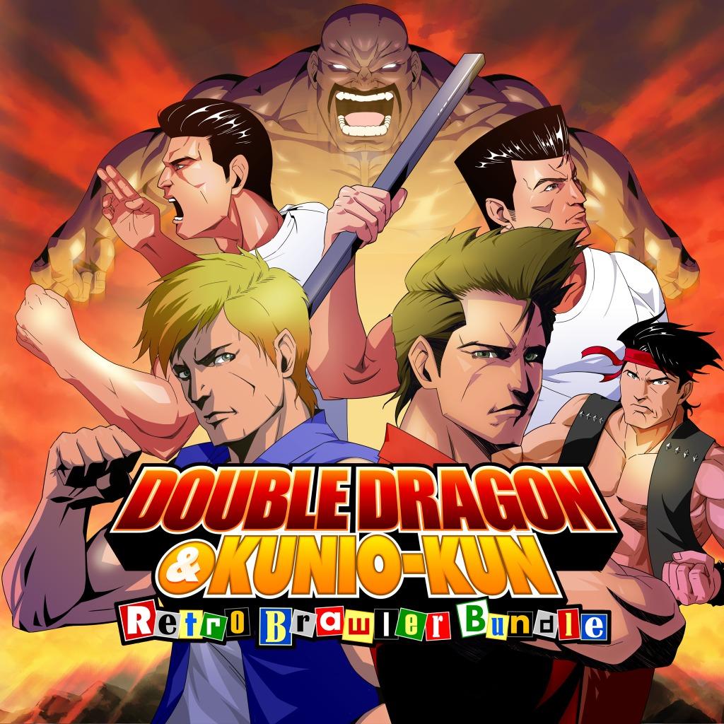 Double Dragon Kunio Kun Retro Brawler Bundle Strategywiki The Video Game Walkthrough And Strategy Guide Wiki