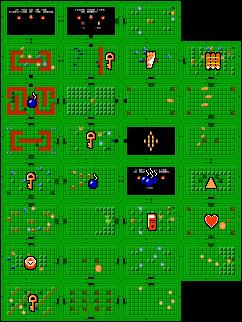 The Legend of Zelda/Underworld/Quest 2/Dungeon 4