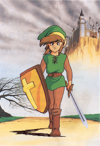 Zelda Ii The Adventure Of Link Hyrule History Strategywiki The Video Game Walkthrough And Strategy Guide Wiki