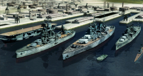 Battlestations: Pacific/Allied Warships — StrategyWiki, the