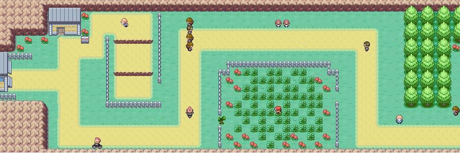Pokémon firered and leafgreen/route 7 — strategywiki, the video.
