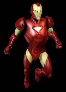 Marvel Ultimate Alliance 2/Iron Man — StrategyWiki, the
