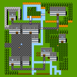 Final Fantasy II map Altair.png