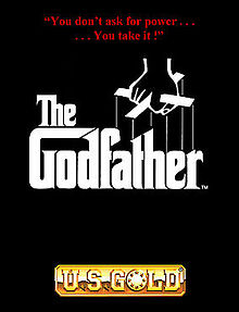 Box artwork for The Godfather.